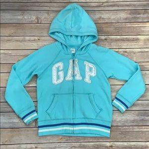 Gap Zippered Sweatshirt